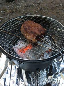 ブロック肉を調理