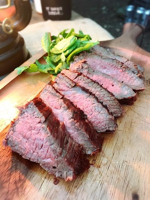 ブロック肉をきれいに撮影!