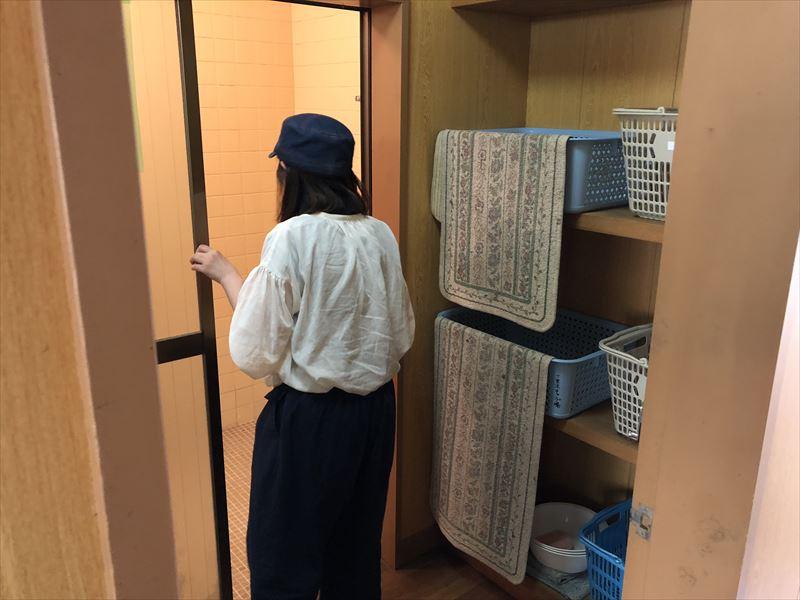 十里木キャンプ場 シャワー室02