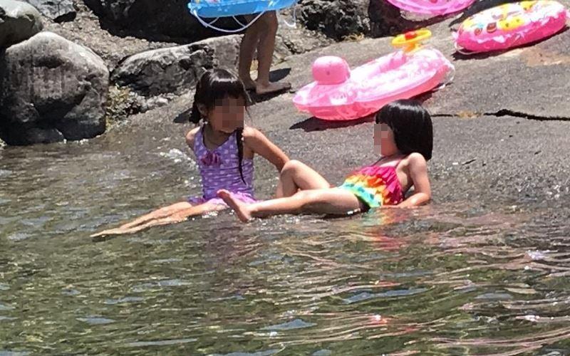 道志の森キャンプ場 プール03