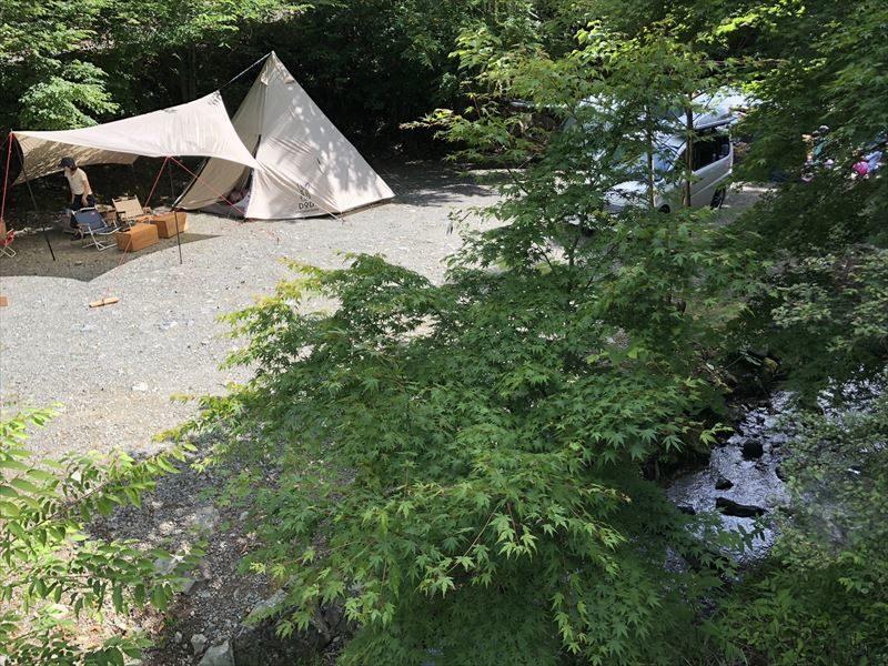 道志の森キャンプ場 02