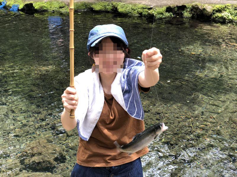 富士養鱒漁業協同組合直営釣り堀 10