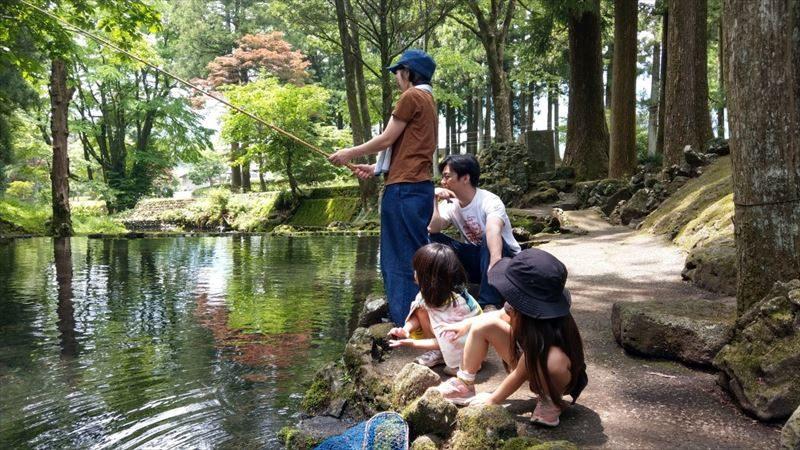 富士養鱒漁業協同組合直営釣り堀 09