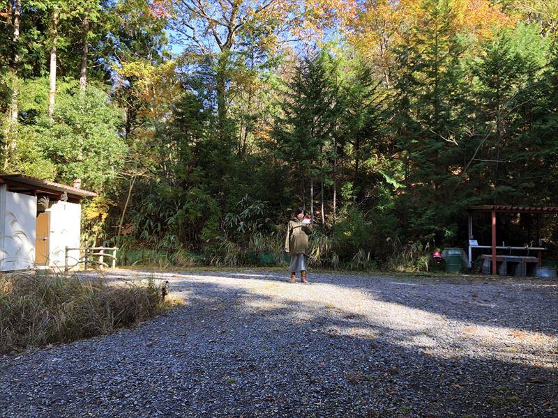 藤川キャンプヒルLUNA・Luna サイト52、53周辺設備