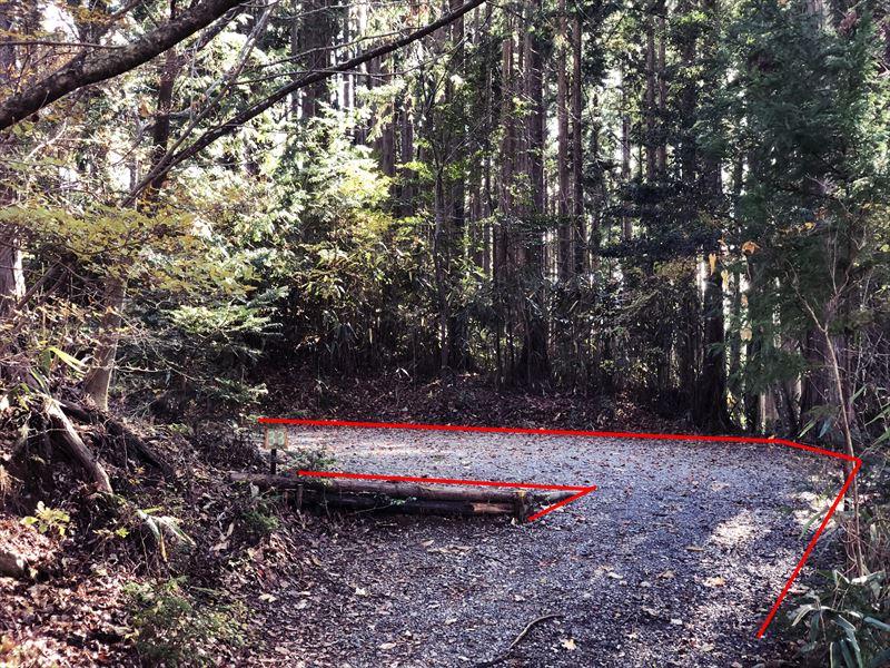 藤川キャンプヒルLUNA・Luna サイト33
