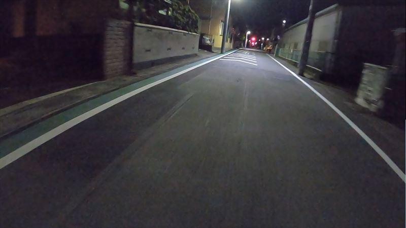 GoPro HERO8 夜の撮影