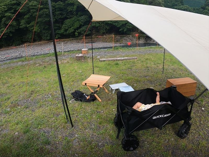 第33回 満緑キャンプ場 アウトドアワゴン