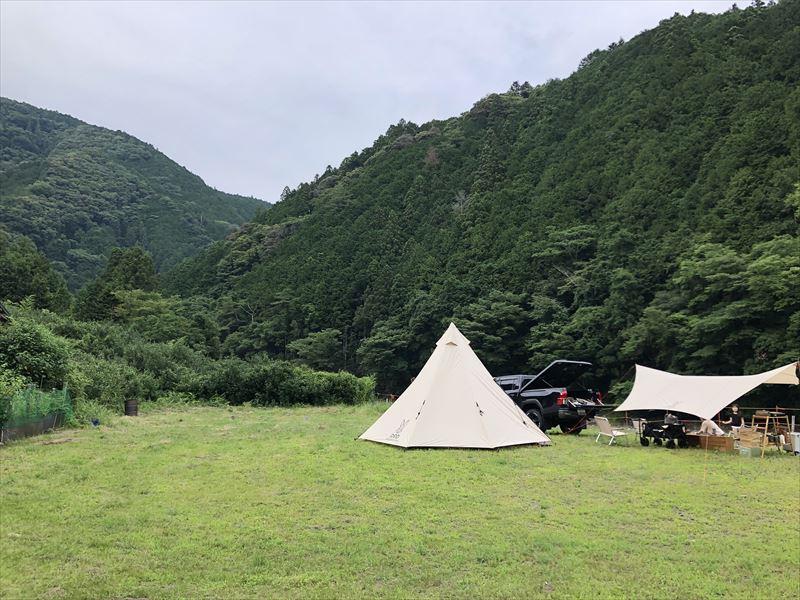 第33回 満緑キャンプ場 02