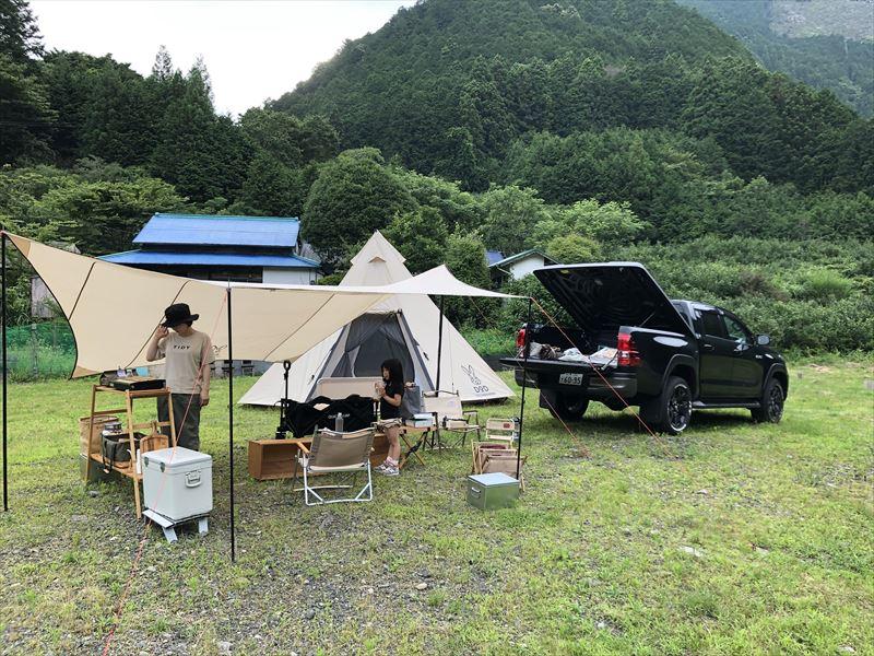 第33回 満緑キャンプ場 04