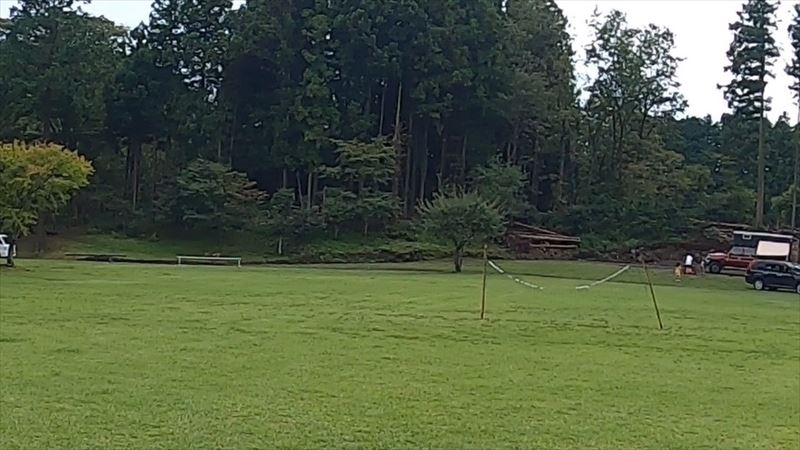 長田山荘キャンプ場 ネット