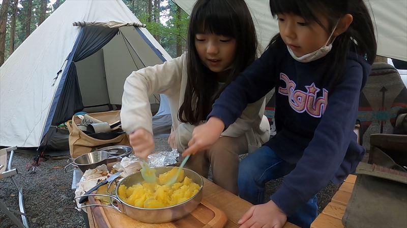 父子キャンプ第4弾 ふもと村 03