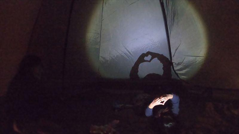 父子キャンプ第4弾 ふもと村 06